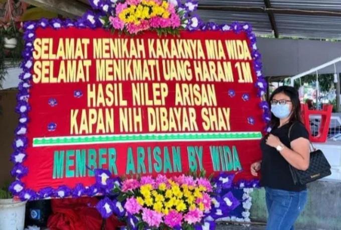 Jadi Bandar Arisan Online, Mahasiswi Ini Tipu 500 Orang dan Sedot Dana Miliaran Rupiah