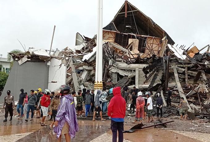 Waspada, Gempa Susulan di Sulbar Berpotensi Tsunami!