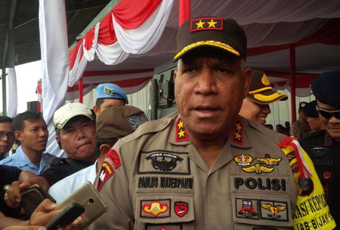 Dua Oknum Polisi Jual Senjata ke KKB, Ini Kata Kapolda Papua