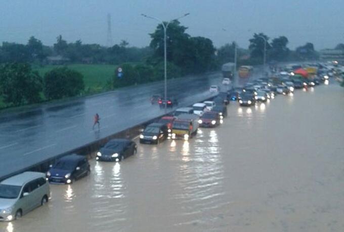 KKI Buka Posko Pengaduan Korban Banjir di Jalan Tol