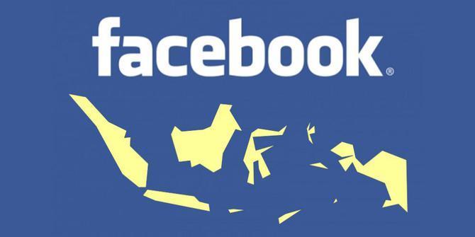 Indonesia Peringkat 4 Di Dunia Terbanyak Pengguna Facebook