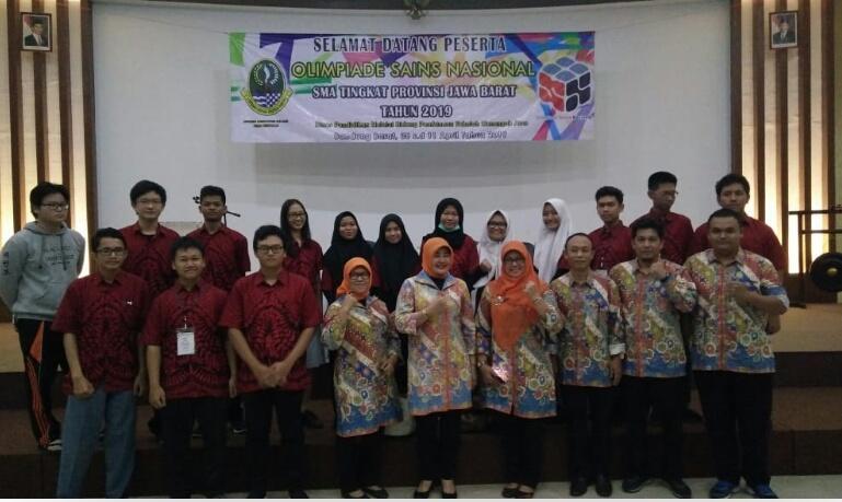 SMAN 2 Kota Bekasi Yakin Lolos Mengikuti Olimpiade Sains Internasional.