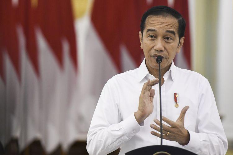 Tagih Ratusan Triliun Utang BLBI, Jokowi Ogah Ajak KPK