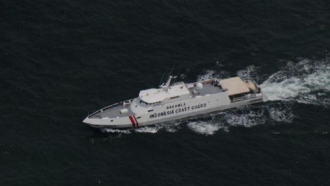 Bakamla Selamatkan 21 ABK yang Terombang-ambing di Laut 4 Bulan