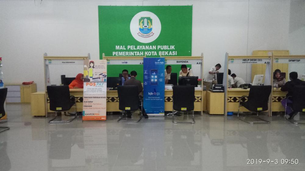 Launching Mall Pelayanan Publik di BTC, Ditunda