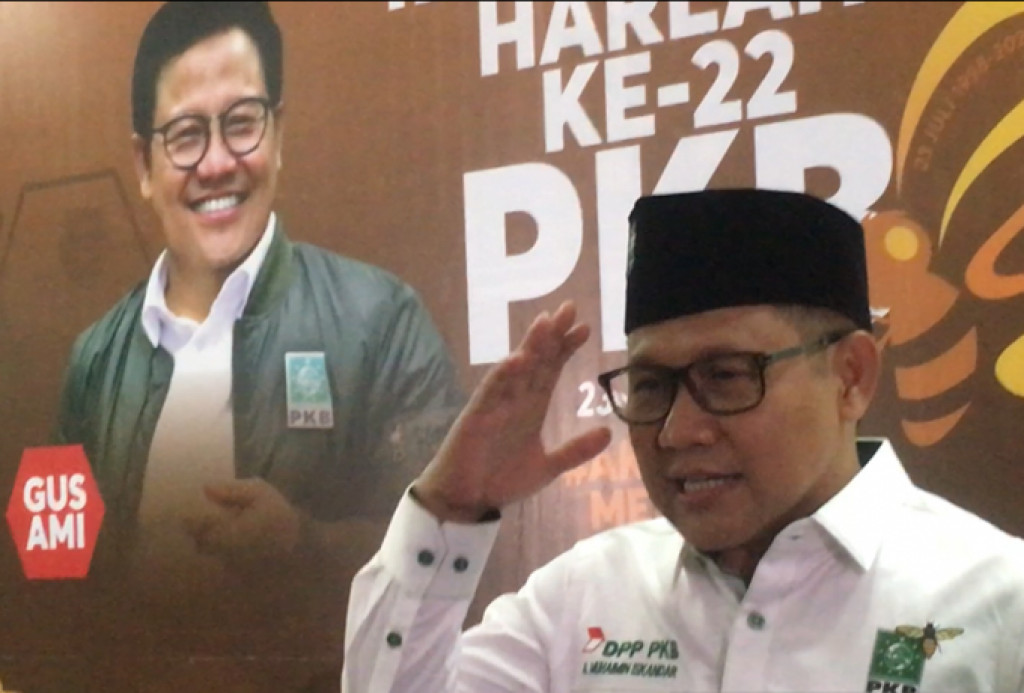Perpres Dana Abadi Pesantren Disahkan, Ketum PKB: Terima Kasih, Pak Jokowi!
