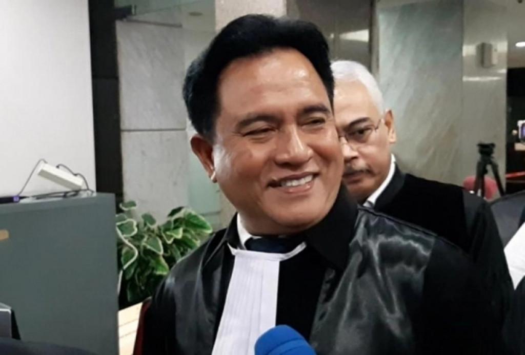 Sindir AHY Dkk, Yusril: Ini Kerjaan Advokat, Mestinya Diladeni Advokat