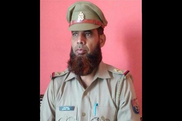 Nekat Pelihara Janggut, Polisi Muslim India Kena Skors