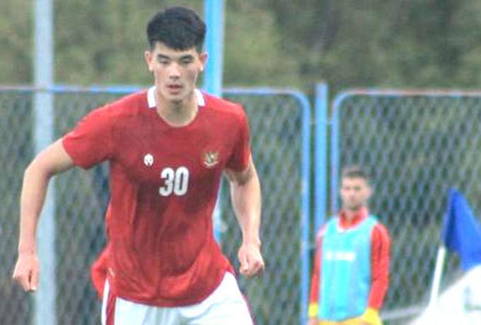 Bek Keturunan Inggris Ini Tinggalkan Timnas U-19 Indonesia Lebih Dini, Ada Apa?
