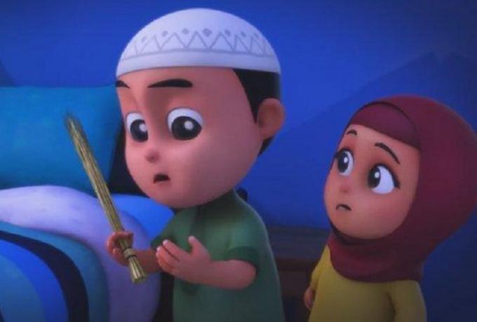 Geliat Film Kartun Produk Anak Negeri