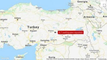 Gempa Turki, Tsunami Kecil Dilaporkan Terjadi di Kota Pesisir