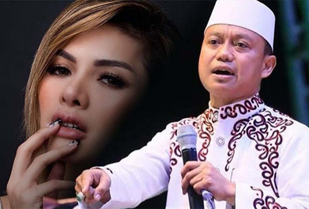 Kontroversi Lagi, Ustadz Das'ad Latif Sebut Nikita Mirzani Gangguan Jiwa