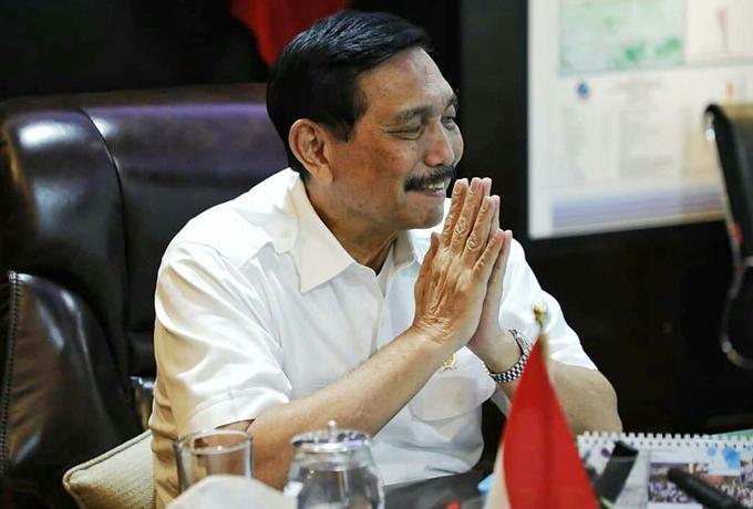 Gantikan Posisi Edhy Prabowo, Netizen Sindir Luhut