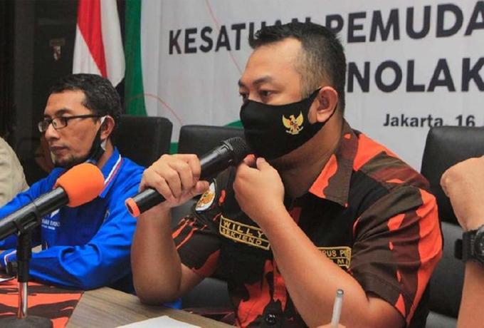 Audit Dana Covid-19, Sekjen Sapma PP Desak BPK Periksa Erick Thohir