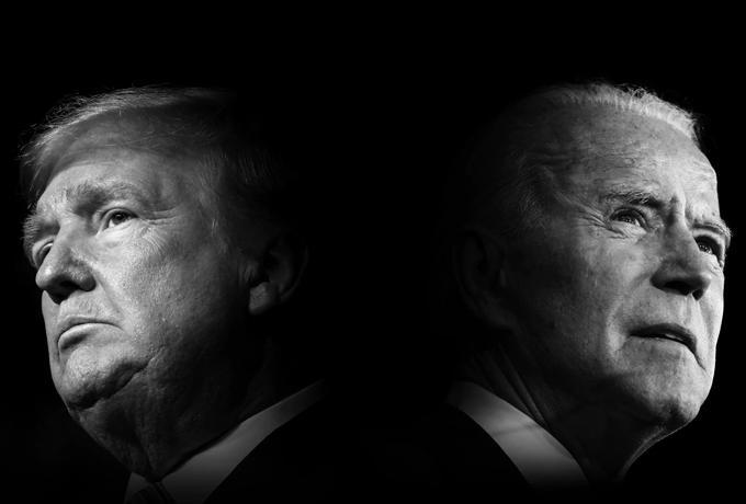 Bursa Taruhan Pilpres AS, Biden Ungguli Trump