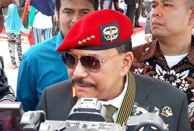 Siapapun Beking Eks FPI, Ini Ultimatum Jenderal Senior Kopassus
