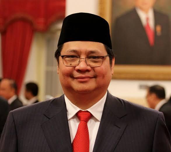 Airlangga Hartarto Ditunjuk Menjadi Ketua Harian Dewan Nasional Keuangan Inklusif