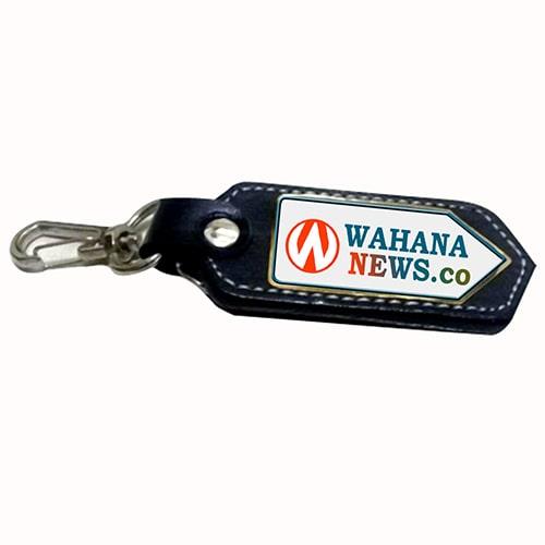 Gantungan Kunci Official Wahana News